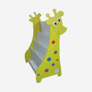 Polica za knjige Žirafa