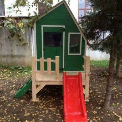 Kućica za dvorište Jela